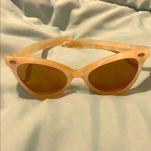 Vintage liberty USA cat eye sunglasses